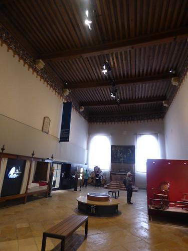 Hôtel-Dieu de Beaune - Salle Saint-Louis