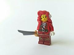 Red Riding Hood (Figbrawl round III) (slight.of.brick) Tags: lego minifig fairytale figbrawl fantasy