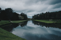 Fountains Abbey (lsullivanart) Tags: fountainsabbey studleyroyalwatergarden northyorkshire photography shot shooter shoot snap snapshot fuji fujifilm fujix fujinon fujixt2 xt2 fujinon16 fujinonxf16 fuji16 fujifilm16 spring sun sunlight sidelight sky clouds weather moody dramatic atmospheric cloudy overcast outdoor landscape fields rivers lakes garden valleys views natural beautifulnationaltrust nt scenery scenic estate tree trees architecture buildings historic history europe uk unitedkingdom britain england national british yorkshire dales northern