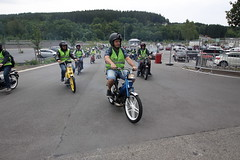 IMG_9353 (Christophe BAY) Tags: mobyltettes francorchamps 2017 rétromobile club spa circuit moto vespa camino flandria