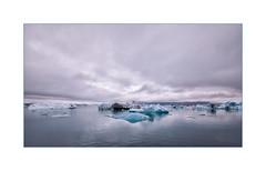 Lac de fonte (sviet73) Tags: islande glacier iceberg ice glace eau water lagune jökulsarson