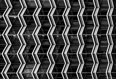 Abstract #3 ©2017 Steven Karp (kartofish) Tags: rittenhousesquare abstract patterns philadelphia pennsylvania monochrome blackandwhite fujifilm xt1 mirrorless opticalillusion therittenhousehotel
