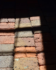 A Week North (graeme37) Tags: portmacquarie newsouthwales stthomasanglicanchurch18241828 convictbuilt convictmadepavers shadow