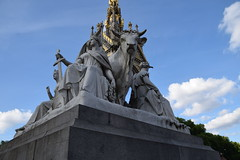 DSC_5167 (photographer695) Tags: hyde park london the albert memorial is situated kensington gardens commissioned by queen victoria memory her beloved husband prince who died typhoid 1861
