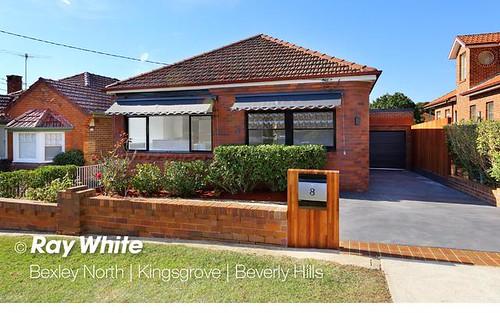 8 Marina St, Kingsgrove NSW 2208