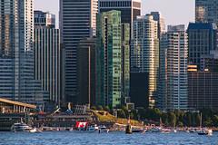 Jam Packed 🏦🏢 🇨🇦 Vancouver, BC (Michael Thornquist) Tags: jackpooleplaza olympiccauldron coalharbour cityscape city digitalorca vancouverconventioncentre canada150 vancouver britishcolumbia dailyhivevan vancitybuzz vancouverisawesome veryvancouver 604now photos604 explorecanada ilovebc vancouverbc vancouvercanada vancity pacificnorthwest pnw metrovancouver gvrd canada