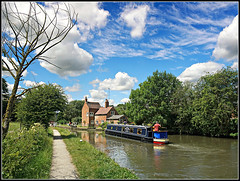 EMMA DENISE (Jason 87030) Tags: guc cut crookedcottage braunston northants northamptonshire leisure emma denise boat narrowbaot towpath sky clouds weather july 2017 sony alpha ilce nex lens a6000 water grandunioncanal reflection capture frame border rare pretty exclusive explore exist amazing pro amateur snap photo super great fantastic world bright light art photograph new trip uk travel sweet yummy bestoftheday smile picoftheday life allshots look nice likes lol flickr photostream