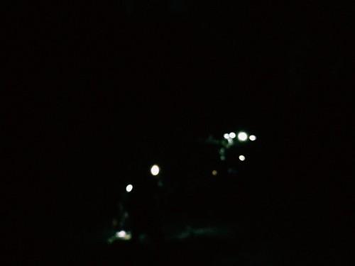 Sendero de noche