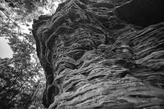 Rock formations of the Wisconsin Dells (petec1113) Tags: wisconsindells rocks geology sony rockformations upperdells