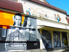 Murals (part of a cultural project for Plovdiv 2019) (dianapetrova3) Tags: ieapplication ie expressyourself
