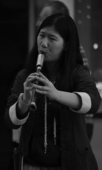 Making Chinese Music (davidbailey12) Tags: chinese instrument music adelaide rundle mall