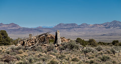 Ruins at Eden Nevada (joeqc) Tags: nv nevada nye eden kawich reveille mountains ruins abandoned canon 6d ef24105f4l oncewashome