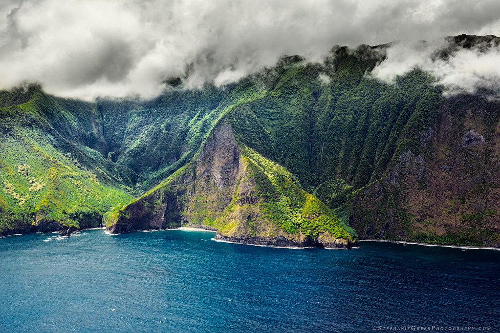 The World's Best Photos of cliffs and hawaii - Flickr Hive