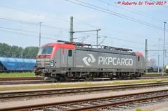 193 508 PKP Cargo (Di Trani Roberto) Tags: 193 508 eu 46 pkp cargo rangierbahnhof hamburg hohe schaa