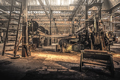 Hard work + Dreams + dedication = Success (Marco Bontenbal (Pixanpictures.com)) Tags: urbex urban urbanexploring photography pixanpictures nikon d750 tamron 1530 natural light lost naturallight beautiful belgium hidden world europe industrial work hard dreams dedication decay decayed ladder old technology