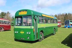 RF28. (steve vallance coach and bus) Tags: lyf379 aecregal metrocammell londontransport greenline southeastbusfestival detling