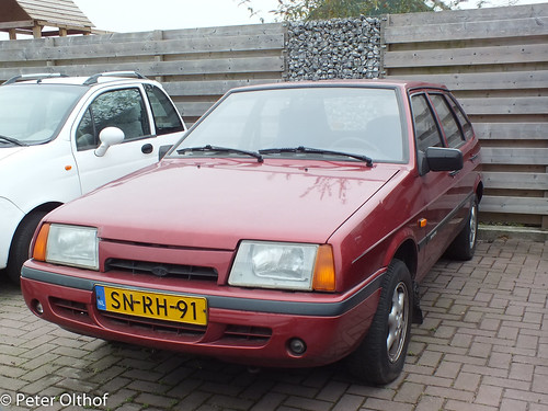 Lada Samara 1.5i Baltic (VAZ 2109 Лада Самара / ВАЗ 2109) ©  peterolthof