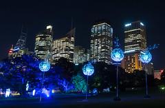 Botanic Gardens globes