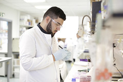 QMUL_190517_061 (Official QMUL Image Library) Tags: pgt cancer dermatology oral pathology mental health dental tech