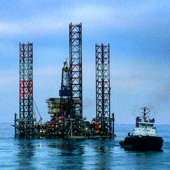 Jack up drilling Rig (davidstyles1) Tags: tug tow jackup northsea offshoredrilling drilling oilandgas