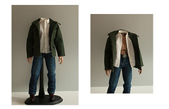 Lookbook-Taxi_Man6 (pin.christopher) Tags: onesixthscale commission arttoy designertoy custom leather boots
