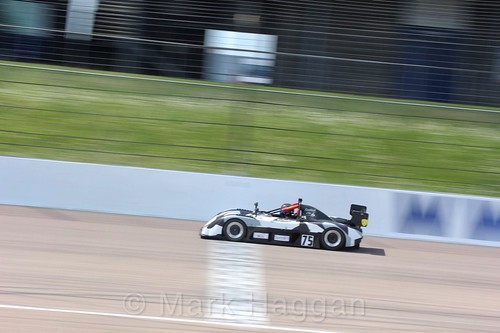 Daniel Prendergast in the Excool BRSCC OSS Championship at Rockingham, June 2017
