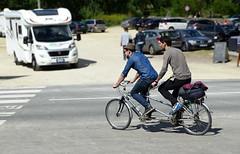 Rigny-Ussé '17 (faun070) Tags: rignyussé men bicycle tandem street france guys hunks