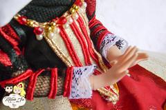 Rainha de Copas (Mundo Ara) Tags: effie trinket rainha de copas queen hearts alice wonderland blythe t42 tea for tow