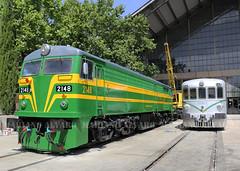 Alsalco (Mariano Alvaro) Tags: 2148 alco renfe alsa tren trenes felipe escorial