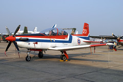 RThaiAF_PC9_BF192336_23_002 (PvG - Aviation Photography) Tags: aviation aircraft military thailand rthaaf