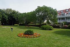 2017-06-02 06-18 Niedersachsen 115 Wangerooge, Dorfplatz