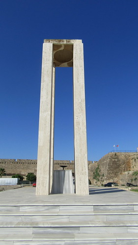 Famagusta Martyrs Monument