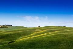 Campagna senese (Silver_63) Tags: siena toscana panorama campagna