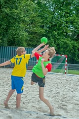 "Beachhandbal Toernooi Winterswijk 2017 • <a style=""font-size:0.8em;"" href=""http://www.flickr.com/photos/131428557@N02/34754056123/"" target=""_blank"">View on Flickr</a>"