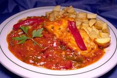 Restaurante La Muralla - Bacalao