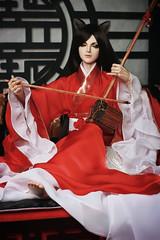 Magic Strings ♫•*¨*•.¸¸♪ (*Ryuugan*) Tags: dollclans kien bjd doll abjd