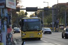 2014 Scania CN320UA 6x2/2 EB #4579 (busdude) Tags: scania cn320ua 6x22 eb slupsk cn citywide lf berlin bvg berliner verkehrsbetriebe