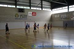 Exhibició Futbol Sala Curs 2016-2017