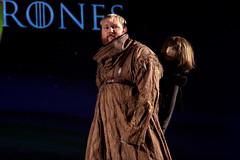 Hodor cosplayer (Gage Skidmore) Tags: hodor bran stark cosplay cosplayer con thrones game hbo 2017 gaylord opryland resort convention center nashville tennessee