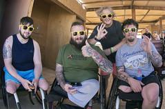 20 01a (KnyazevDA) Tags: diver disability disabled diving undersea padi paraplegia paraplegic amputee egypt handicapped wheelchair aowd sea travel scuba underwater redsea
