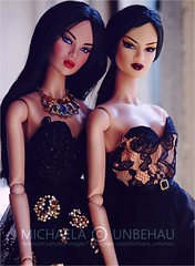 Ayumi (Michaela Unbehau Photography) Tags: michaela unbehau fashiondoll doll toy dolls photography mannequin model mode puppe fotografie ayumi first blush miracle chiild fashion need2say integrity toys royalty fr fr2 nuface