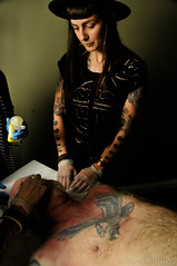DEATH MASKS AND ELEGIES (Kevissimo) Tags: deathmask funeral requiem corpse body mortuary ellegy farewell tattoos preparation kevinrolly kevissimo