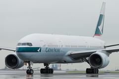 Cathay Pacific B777-200 B-HNL (altinomh) Tags: cathay pacific b777200 bhnl
