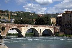 Verona (vastanogiovanni) Tags: 2010 vacanze veneto verona ponti fiumi