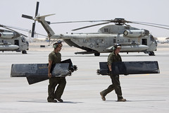 CH-53DMaintainers_USMarineCorps_CampBastion (Tony Osborne - Rotorfocus) Tags: united states marine corps ch53d sikorsky ch53 sea stallion maintainers tail rotors 2011 camp bastion afghanistan operation enduring freedom