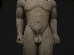 """Archaic Delphi XII, The Twin Kouroi : Kleobis and Biton (egisto.sani) Tags: delfi museo polymides """"polymedes argos"""" polomede """"polimede di argo"""" kleobis biton cleobi bitone """"greek art"""" """"arte greca"""" """"archaic period"""" """"periodo arcaico"""" period """"high archaic"""" periodo """"proto marble """"votive statue"""" marmo """"statua votiva"""" phocis focide delphi """"archaeological museum"""" """"museo archeologico"""""""