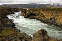 Geitafoss (Freyja H.) Tags: geitafoss skjálfandafljót iceland northerniceland landscape nature outdoor river waterfall rapids