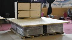 070 - Concrete facts (dmaclego) Tags: lego star wars endor project landing platform