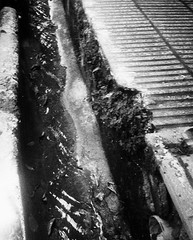 Cracked (8ball55) Tags: drainage contrast kodak d11 developer ilford blackandwhite street photography bwartaward