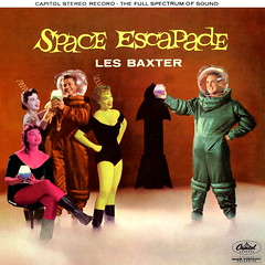 Space Escapade (davidgideon) Tags: vinyl lps records exotica spaceagepop percussion